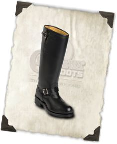 Chippewa Boots Street Warrior Motor / Trooper