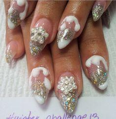Acrylic nails by Haily Velez