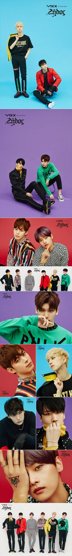 VIXX | COMEBACK | CONCEPTION | ZELOS