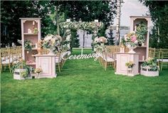 Jay D' Event Stylist By:arncamugao design. Wedding Aisle Outdoor, Diy Outdoor Weddings, Garden Wedding Decorations, Aisle Flowers, Surprise Wedding, Wedding Rentals, Rustic Wedding, Backdrops, Ideas
