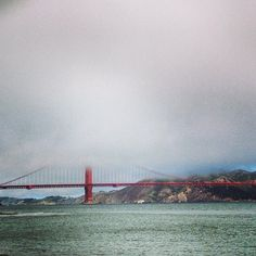 Never gets old. #goldengatebridge #ggbfog #sanfrancisco