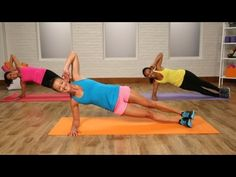 We've made a kick-ass workout featuring just two moves: the squat and the plank. There are so many effective variations of these classic exercises, but we ma...