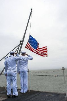 Saluting the FLAG