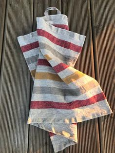 """Gr rayures 100/% coton My Choice torchon /""""COUNTRY-LODGE/"""" 50 x 70 cm"""