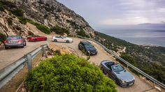 Which model would you choose to drive? When in Italy with the AMG Driving Academy...