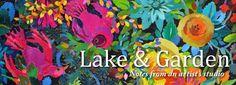 Lake and Garden