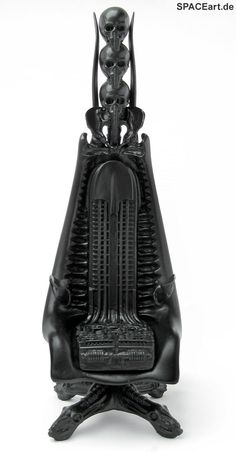 Jodorowsky's Dune Is A Monument To Divine Madness And Doomed Beauty Xenomorph, Jodorowsky's Dune, Hr Giger Art, Giger Alien, Gothic Furniture, Medieval Furniture, Art Nouveau, Horror Decor, Alien Art