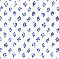 5005231 Bakara Leaf Delft Schumacher Wallpaper you can purchase this pattern online for less plus samples available. Thanks for shopping Mahones Wallpaper Shop for pattern Remember Mahones Wallpaper Shop only sells hand materials straight from Schumacher Motifs Textiles, Textile Patterns, Curtain Patterns, Surface Pattern Design, Pattern Art, Vintage Pattern Design, Pattern Designs, Fabric Wallpaper, Pattern Wallpaper