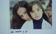 Geraldine Chaplin and Ana Torrent -- Cria Cuervos (1976)