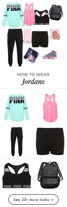 """#Dance Practice"" by madypooh on Polyvore featuring True Religion, Victoria's Secret PINK, Victoria's Secret and NIKE"