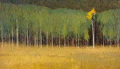 First Patch of Autumn Color, David Grossman