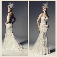 This Sottero and Midgley #bridal gown is a show-stopper!  #sayyestothedress #sotteroandmidgley #shoplocal