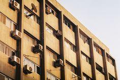 Builings in Cairo, via Flickr.