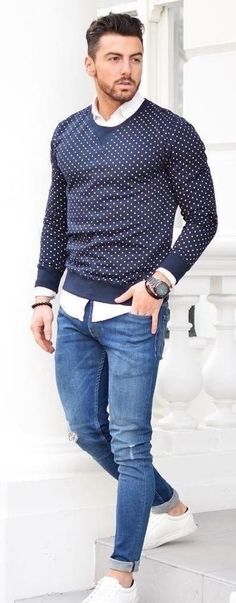 love this outfit for a Saturday. Where do I get the sweater?!