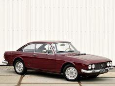 1969–71 #Lancia Flavia 2000 Coupé (820) #italiandesign