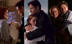 The Best of Mulder and Scully High on the list of the X-Files' lasting legacies is the relationship between Agents Fox Mulder (David Duchovny) and Dana Scully (Gillian Anderson), the believer and skeptic whose razor-sharp rapport introduced the Internet to the concept of shipping. But behind the endless wait for Mulder and Scully to get together was the unspoken fact that they already were — and had been, in some capacity, since their first case.