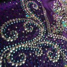 Swirled to the gawds! Beaded Evening Gowns, Figure Skating Dresses, Ballroom Dress, Gymnastics Leotards, Dance Moms, Applique Designs, Dance Costumes, Decoration, Design Elements