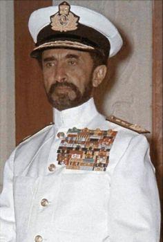 Haile Selassie in Navy Uniform - Ethiopian Navy - Wikipedia, the free encyclopedia