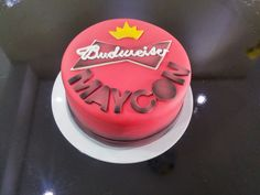 #bolobudweiser #cakebudweiser #budweiser #feliperochadecorcakee