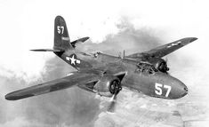 douglas aircraft ww2 | the douglas a 20 havoc also known as the douglas db