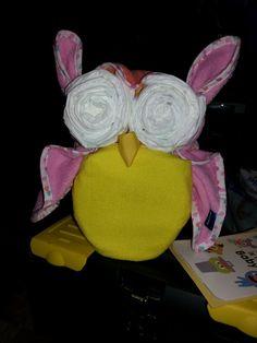 Diaper owl