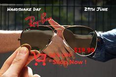 Handshake Day // June 29th // RB3025