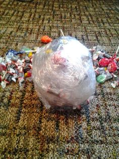 Candy Ball Fun Are you looking for a fun, memory making activity for your students? Then check out this candy ball! Students will LOVE the game, and you'll love how much fun they have! It's great for your holiday party or the last day of school! School Christmas Party, Halloween Class Party, Christmas Party Games, Xmas Party, School Holidays, Christmas Activities, Halloween Crafts, Holiday Crafts, Holiday Parties