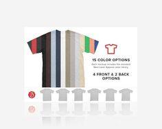 Free Next Level Poly/Cotton Shirt Mockups PSD | flexibbble.com | #free #photoshop #mockup #psd #shirt #cotton