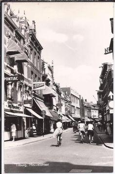 Tilburg Heuvelstraat 1961