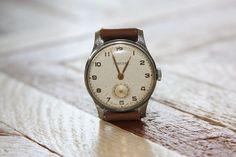 Vintage Soviet Bodeda Watch
