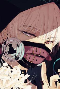 Kaneki Ken | Tokyo Ghoul #anime