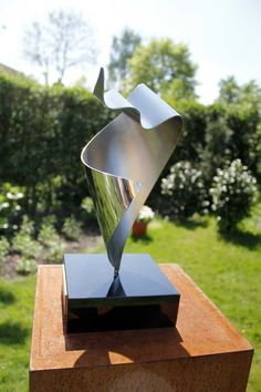 Modern Award - stainless steel polished