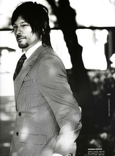 I've repinned so many sexy pictures of Norman in the last minute that my ovaries are about to explode!!!!