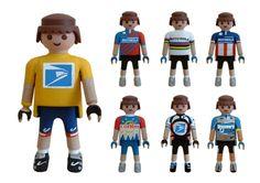 Cycling Playmobil Version