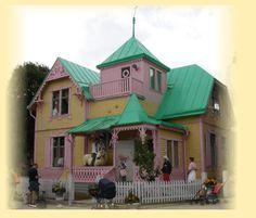 Villa Kunterbunt Pippi Langstrumpf