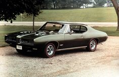 1968 Pontiac GTO ~ Fine Lines, Smooth Curves, Sweet Ride, Great Memories...What is not to love on this Car?