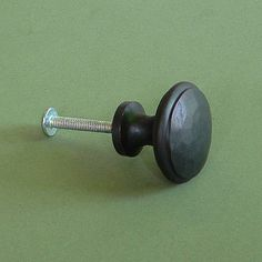 Small Wrought Iron Cupboard Knobs