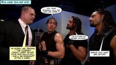 Credit Jen@dean-ambrose.net Wwe Funny, Funny Memes, Hilarious, Jokes, The Shield Wwe, Watch Wrestling, Wwe Tna, Dean Ambrose, My True Love