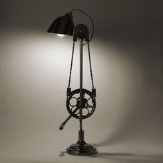 Inspired by the pieces & parts of a 1920s bicycle! Arhaus