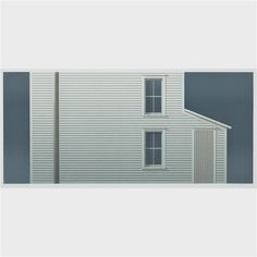 Christopher Pratt, HOUSE AT PATH END