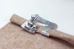 3 pcs.  Foot Roll fabric # 6290-4 # 6290-6 # 6290-8 sewing machine Hemmer Foot The foot-switch Snap on to Singer Brother