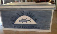 Ocean Pier Fish & Crab