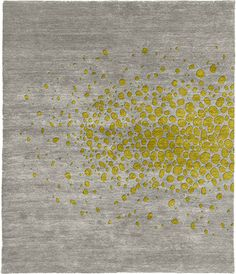 Matrix A Hand Knotted Tibetan Rug from the Tibetan Rugs 1 collection at Modern Area Rugs
