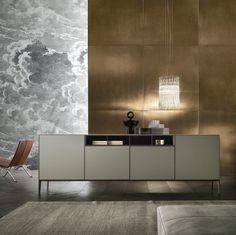 Wall Dinning Room - Home of Pondo - Home Design Design Furniture, Cabinet Furniture, Rustic Furniture, Luxury Furniture, Home Furniture, Antique Furniture, Luxury Interior Design, Home Interior, Modern Interior