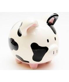 Cerdito vaca - Alcancía Encuentra más regalos creativos en https://www.giferent.com/regalos-te-extrano