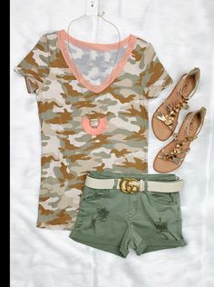Cute Camo Style Top affordable can be worm many ways! #streetstyle #affordablefashion #casualstyle #ootdfashion #style #ootd #fallfashion #flannel #blogger #travel #vacationstyle #fashionlover #fashionblogger #summerstyle #boutiquefashion #womensfashionoutfit #falloutfit #dress #layeringdress #casualstyle #casualfashion #joggers #comfyoutfit #kimono #swimwear #homefashion #summervibes #womensfashion #onlineshopping #onlineboutique Camo Fashion, Ootd Fashion, Fashion Boutique, Badass Style, Comfy Casual, Camo Print, Affordable Fashion, V Neck Tops, Lounge Wear
