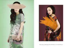 Sara Pellegrino, basée à Rome, en Italie, est la photographe et l'illustratrice de la série «Over». C'est une réalisation exclusive de Sicky Magazine.