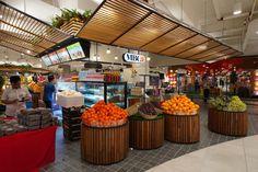 TAMAN MALURI Shopping Centre#Exterior Interior Design#Garden#Restaurant#Relaxation#Shopping mall#INPROUD#INPROUD ASIA Shopping Center, Shopping Mall, Centre, Asia, Exterior, Restaurant, Interior Design, Garden, Nest Design