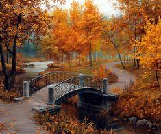 Beautiful foliage.