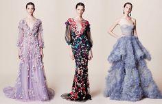 Marchesa Dresses Gowns Resort 2017 Lookbook | Lovika.com